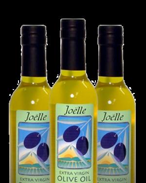 Joelle Olive Oil Bottles